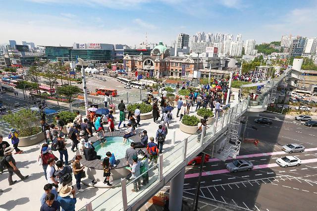 首尔市将斥巨资打造步行友好型城市