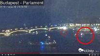 [動画] ハンガリー・ブダペストのドナウ川クルーズ「Hableany号」、事故当時の状況は?