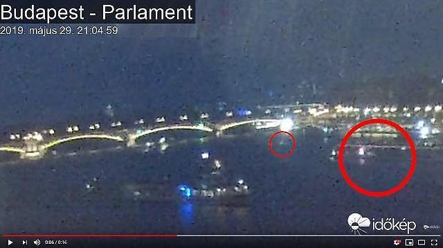 多瑙河沉船事故当时状况是怎样