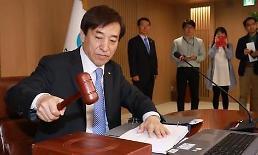 .详讯:韩央行维持基准利率1.75%不变.