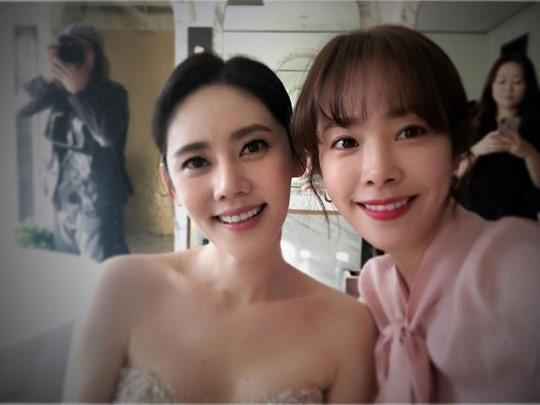 [슬라이드 #SNS★] 추자현♥우효광 부부 결혼식 찾은 하객 ★는?