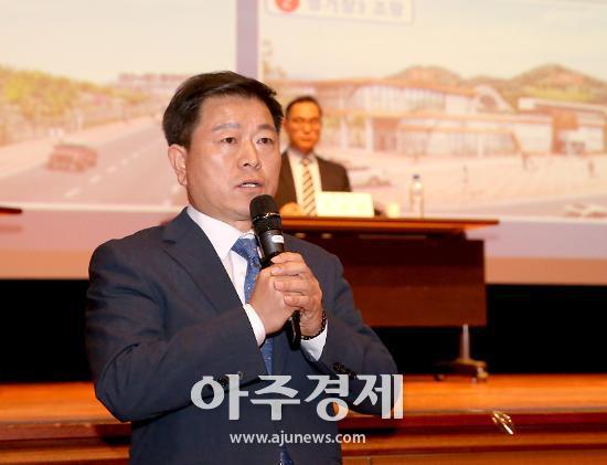 """박승원 광명시장 """"구로차량기지 이전 국토부 원점에서 재검토해야"""""""