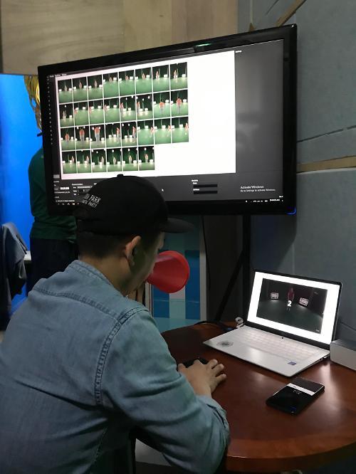 [르포] LG유플러스 360도 4K AR 동영상, 이렇게 만들어진다