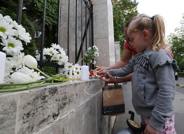 [포토] 유람선 침몰 희생자 추모 촛불
