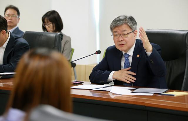 이재갑 장관 '인천' 찾은 이유...전국 지자체 중 고용률, 실업률 모두 가장 높아