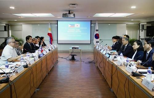 韩国与菲律宾宣布启动自贸协定谈判