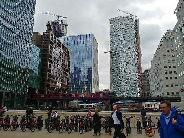 丢掉固执的伦敦 变身灵活的高科技城市