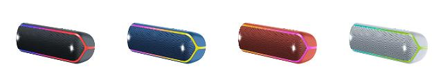 소니코리아, XB 시리즈 블루투스 스피커 신제품 출시