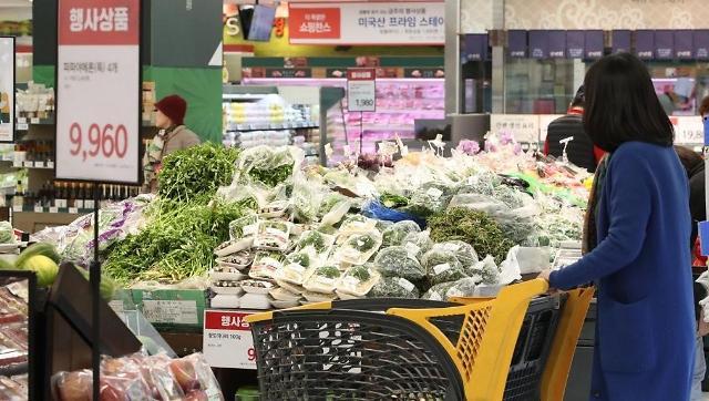 韩国5月CPI同比上涨0.7%