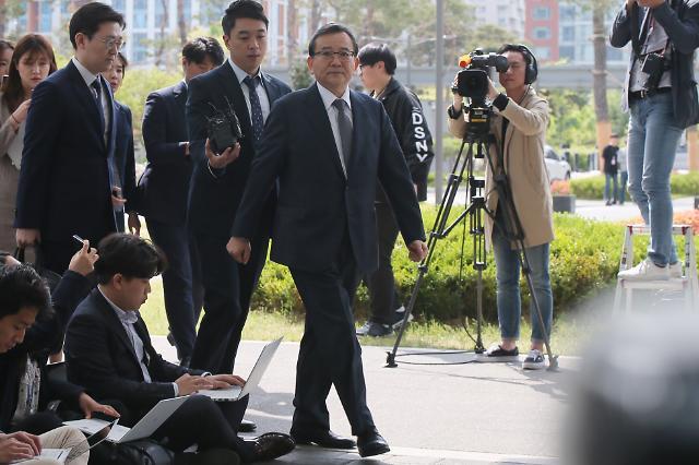 김학의 6년만 구속기소...강간치상 공범여부 공소장 포함 못 시켜
