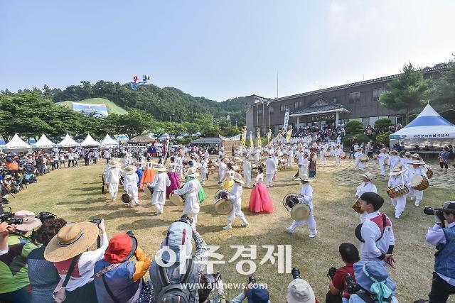 서천군, 대한민국 유망축제'제30회 한산모시문화제', 이번 주'팡파르'