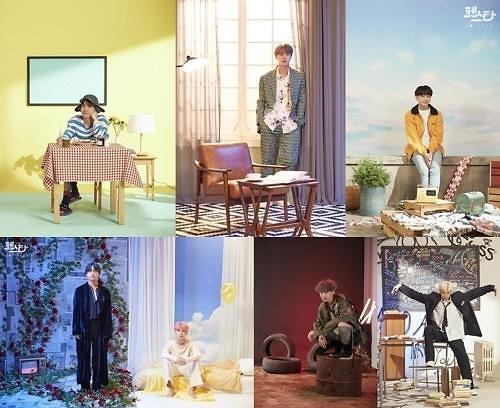 방탄소년단, 데뷔 6주년 '페스타'…13일까지 다양한 콘텐츠 공개