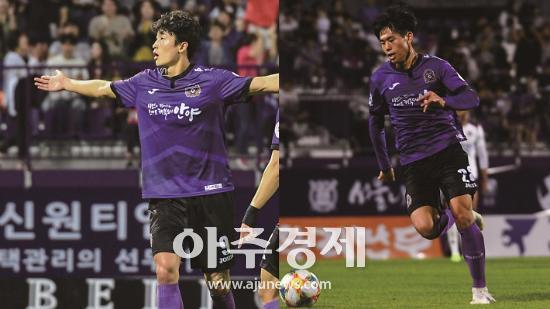 FC안양 신인 조규성-맹성웅, 대한민국 U22 대표팀 동시 발탁
