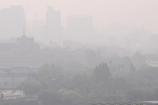 首尔市设将国际机构 集中治理雾霾问题