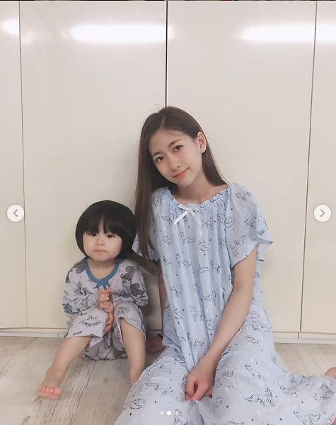"""애들생각 박찬민 딸 박민하 동생 공개 """"인형 비주얼"""""""
