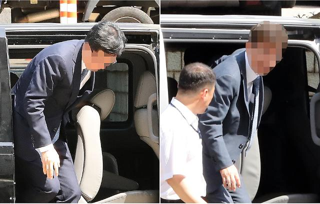 """'어린이날 회의' 삼성전자 재경팀 부사장 구속...""""범죄 혐의 소명"""""""