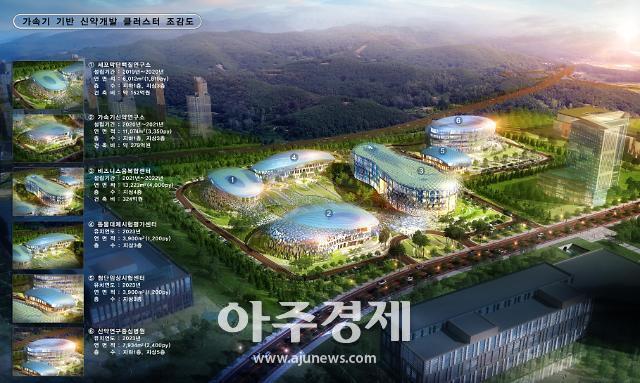 경북도, '가속기 기반 신약개발 클러스터' 성과 가시화