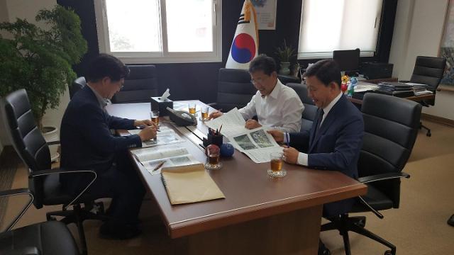 허성곤 김해시장, 문화체육분야 주요 현안 해결에 박차