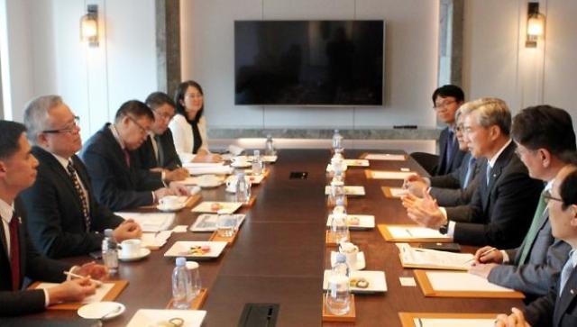 韩拟制定新FTA战略以降低对中美贸易依存度