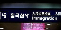 .统计:今年前4月获韩国国籍外国人逾3200人.