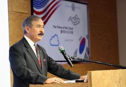 .美驻韩大使对韩施压 强调5G网络安全重要性.