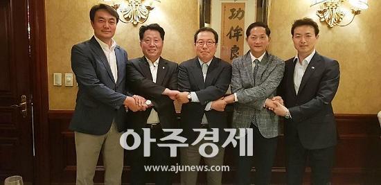 김종천 과천시장 3기 신도시 5개 단체장 공동대응 모임 정례화 한다