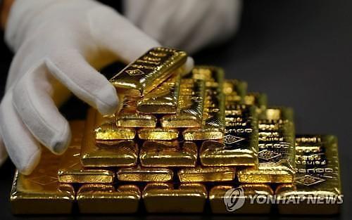 미중 무역분쟁에 금값 3년 만에 최고치