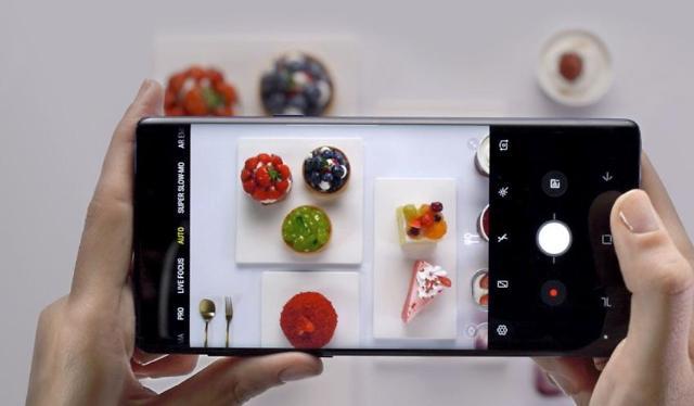 """갤럭시노트10, 4종 출시 전망…""""5G·LTE에 각각 일반·프로 모델"""""""