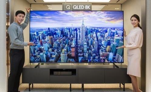 三星8K量子电视7个月卖八千台