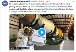 .Three BTS songs picked for music playlist during NASAs lunar voyage in 2024.