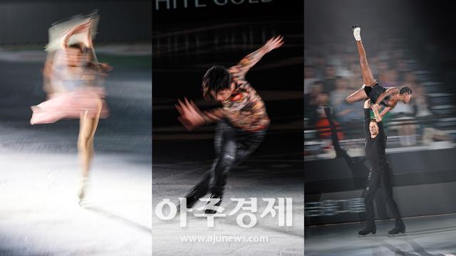 [슬라이드 화보] 은반위의 댄서들 올댓스케이트 2019