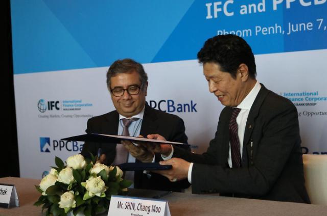 JB금융그룹, 캄보디아 중소기업 대출 시장 공략 강화