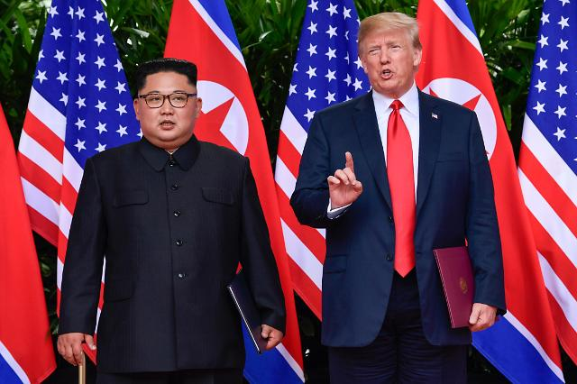"""朝美""""世纪谈判""""一周年 双方关系能否再回暖"""