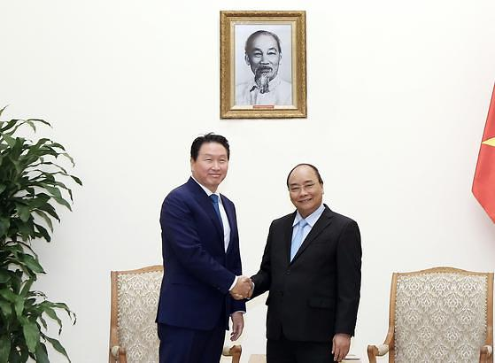 SK, 베트남 현지 스타트업 육성에 356억원 지원