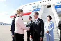 .Yanolja、Zigbang等韩国初创企业与文在寅同访芬兰 学习创新.