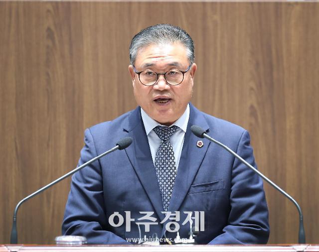 충남도의회, 당진 철강 산업단지 내 대기측정 전담기구 설치 촉구