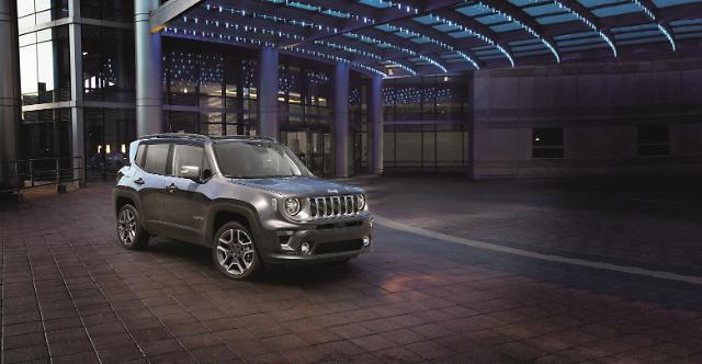 지프, 소형 SUV 뉴 레니게이드 2.0 디젤 모델 출시