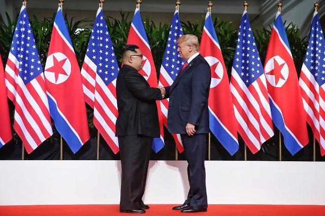 [싱가포르회담 1주년]비핵화 담판 1년...새 운명 맞는 남·북·미
