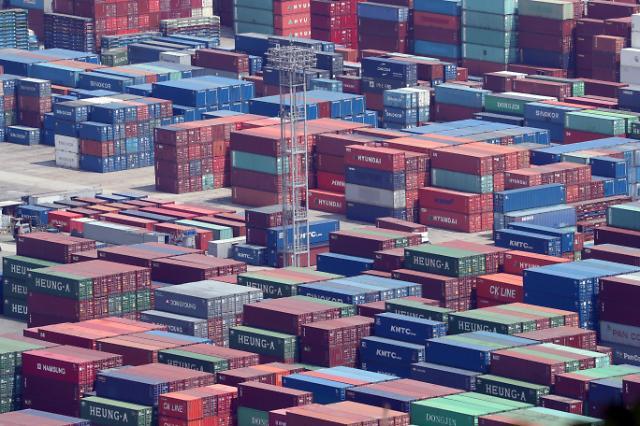 韩6月前10天出口同比减少16.6%