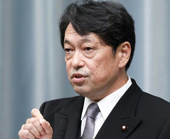 오노데라 일본 前방위상 한국 무시, 정권 교체 발언 파문