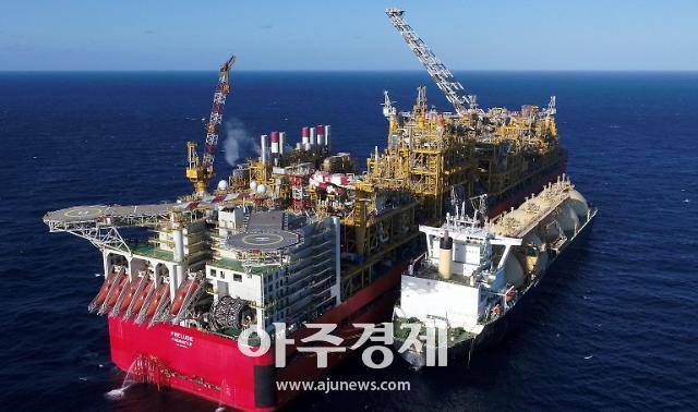 가스공사, 호주 프렐류드 사업 첫 LNG 생산 개시