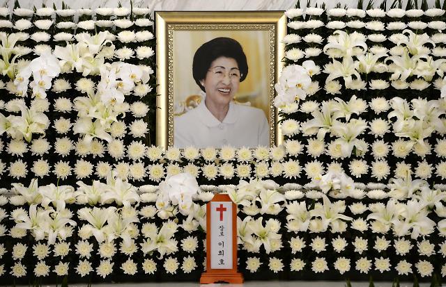 韩国前总统遗孀李姬镐逝世 留下遗言祈愿和平统一