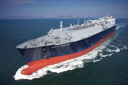5月韩国造船订单重返世界第一