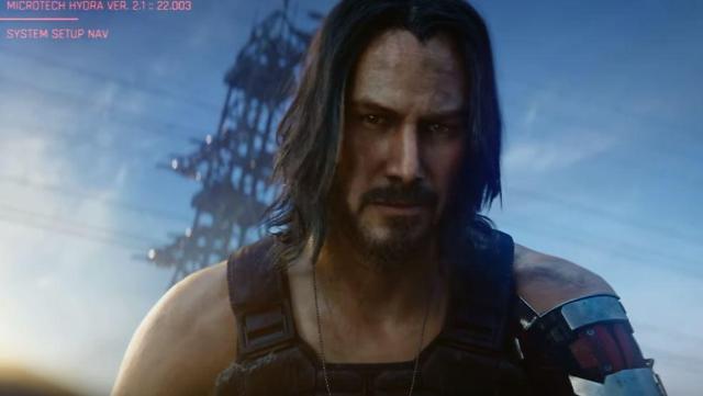 E3 이모저모...키아누리브스, 어벤져스가 게임으로?