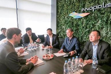 옌타이 고신구, 러시아서 투자유치활동 펼쳐 [중국 옌타이를 알다(385)]