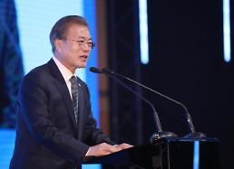 .文在寅:学习芬兰创业经 圆和平繁荣韩国梦.