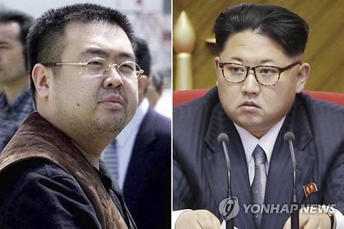 """""""CIA 정보원 김정남, 한·중·일 정보기관과도 접촉""""-WSJ"""