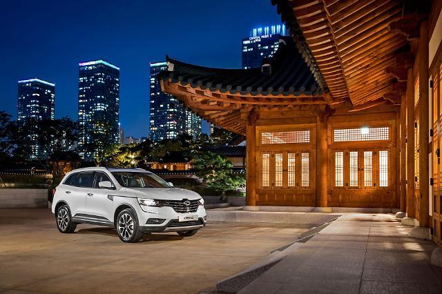 르노삼성, 중형 가솔린 SUV QM6 GDe 판매량 4만대 돌파