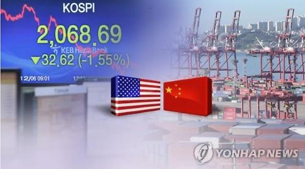美中贸易摩擦持续发酵…韩国政府作何对策?