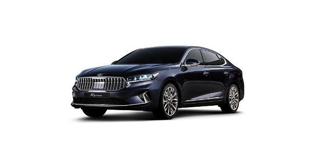 起亚新款K7 Premier开售
